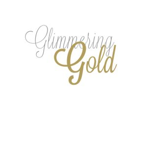 Glimmering Gold